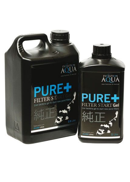 Pure+ Pond Filter Start Gel