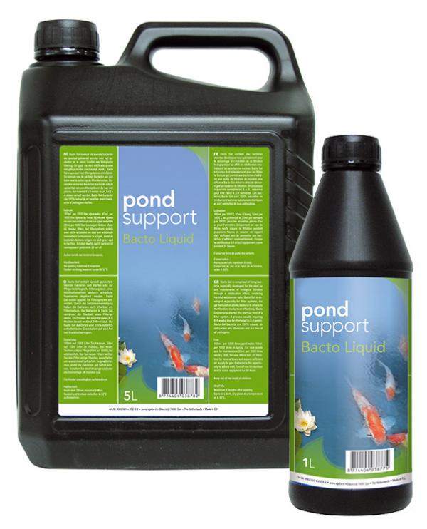 Pond Support Bacto Liquid