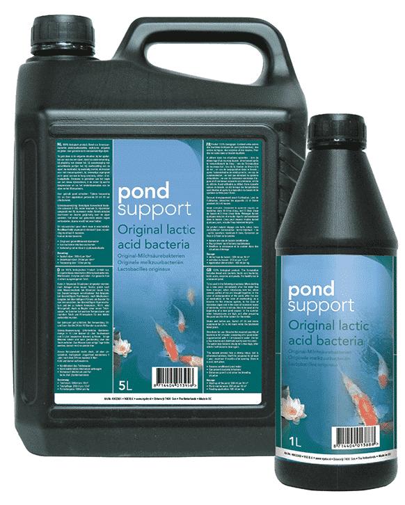 Pond Support Melkzuur Bacteriën