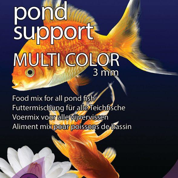 Pond Support Multi Color 3 mm 1 liter