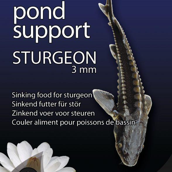 Pond Support Sturgeon 1 liter